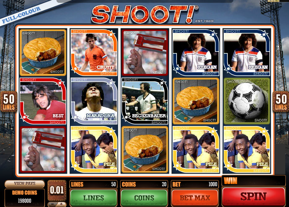 shoot-slot