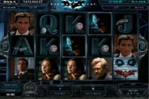 Batman Dark Knight Slot