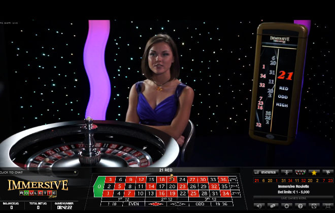 Live Dealer Casino Paris Blackjack - Evolution Games - Rizk Casino