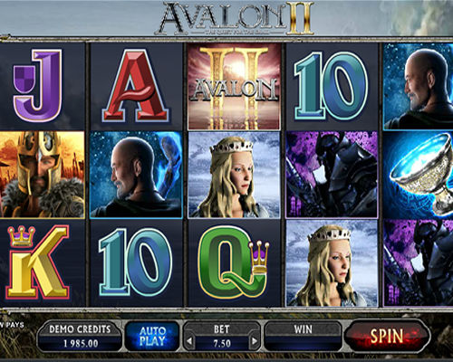 Avalon II™ Slot Machine Game to Play Free in Microgamings Online Casinos