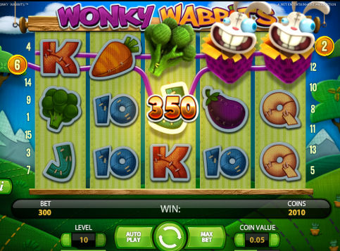 online casino winner wonky